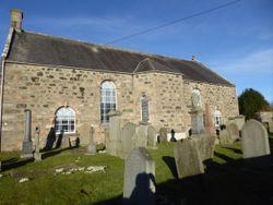 Ellon Churchyard