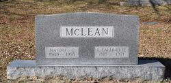 Esther Callinette McLean