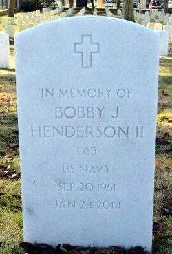 Bobby Joe Henderson, II