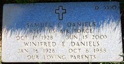 Winifred Emily Daniels