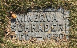 Minerva Schrader