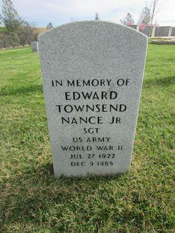Edward Townsend Nance, Jr