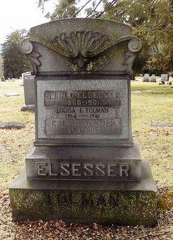 Johann John Daniel Elsesser