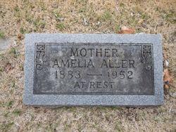 Amelia <I>Uhl</I> Aller
