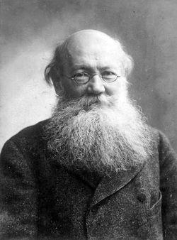 Pyotr Alexeevich Kropotkin