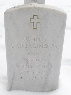 John J Garbarino