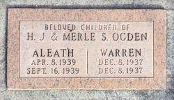 Aleath Ogden