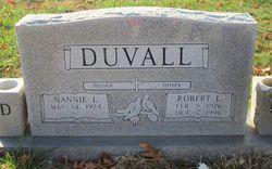 Nannie L. <I>Smith</I> Duvall