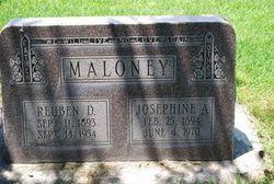 Josephine <I>Alberg</I> Maloney