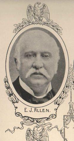 Col Edward Jay Allen