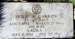 Leslie Aloisius Garrow