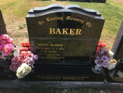 Kevin Barrie Baker