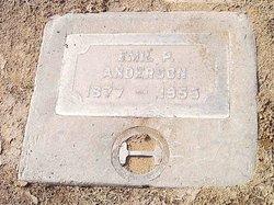 Emil P Anderson