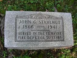 John C Stahlhut