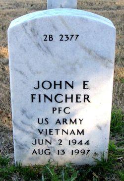 John E Fincher