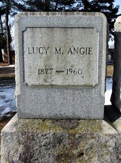 Lucy M. <I>Anthony</I> Angie