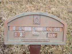Jack D Crouse