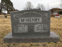 Laverna M. <I>Covington</I> McHenry