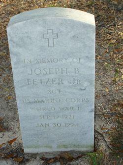 Joseph B Fetzer, Jr