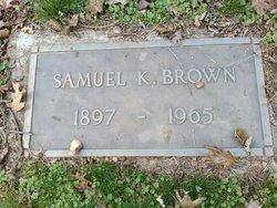 Samuel K Brown