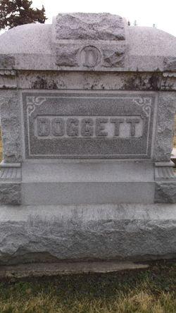 Ellen Rebecca <I>Ullem</I> Doggett