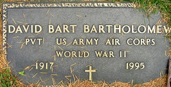 "David H. ""Bart"" Bartholomew"