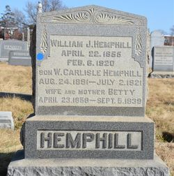 William Carlisle Hemphill