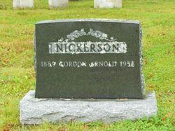Gordon Arnold Nickerson