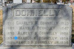 Mary Clara <I>Mitchell</I> Donnelly