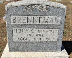 Agnes <I>Markle</I> Brenneman