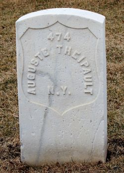 Pvt Auguste Theipault