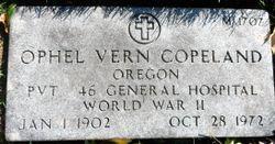 Ophel Vern Copeland