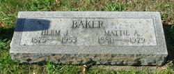 Herman J Baker
