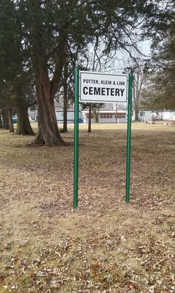 Potter and Kline Cemetery