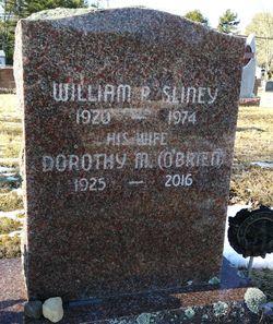 """Dorothy M. """"Dot"""" <I>O'Brien</I> Sliney"""