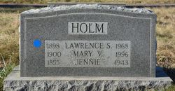 Lawrence S Holm