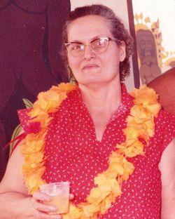 Betty Louise* <I>Ferguson</I> Fry