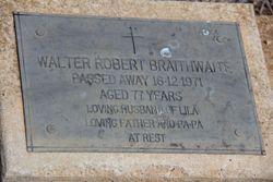 Walter Robert Braithwaite