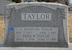 Reba Weir <I>Glanding</I> Taylor