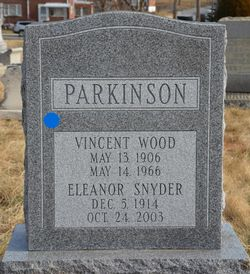 Vincent Wood Parkinson