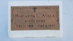 Margaret <I>Leon</I> Ayala