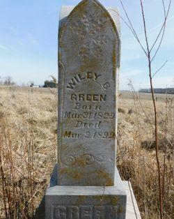 Wiley B. Green