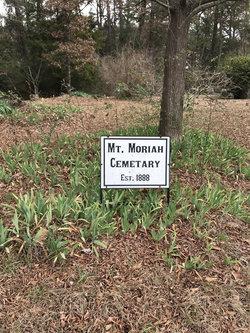 Saint Moriah Cemetery