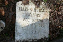 Ellena Hudson Rayford