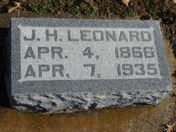 James Harvey Leonard