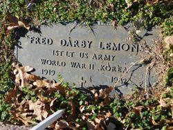 Fred Darby Lemons