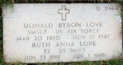 Donald Byron Love