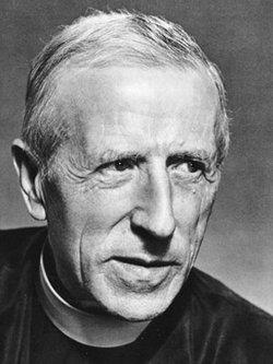 Rev Pierre Teilhard de Chardin