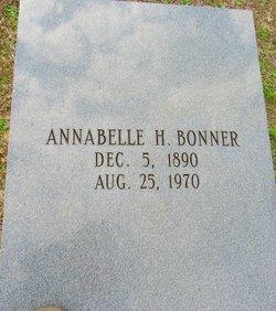 Annabelle H. <I>Horne</I> Bonner