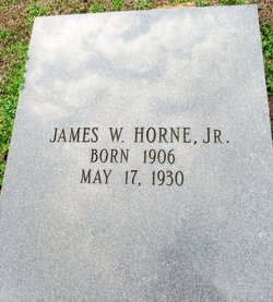 James Washington Horne, Jr